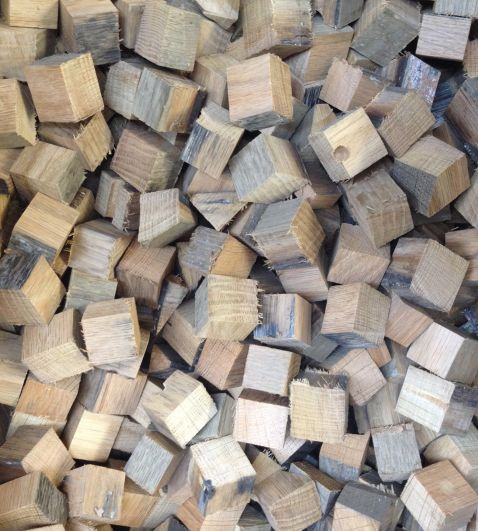 Flavourings Herbs And Spices Oak Whiskey Barrel Chunks