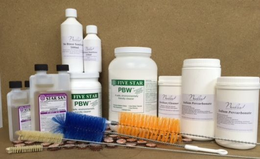 Sterilisers, Chemicals and Sundries