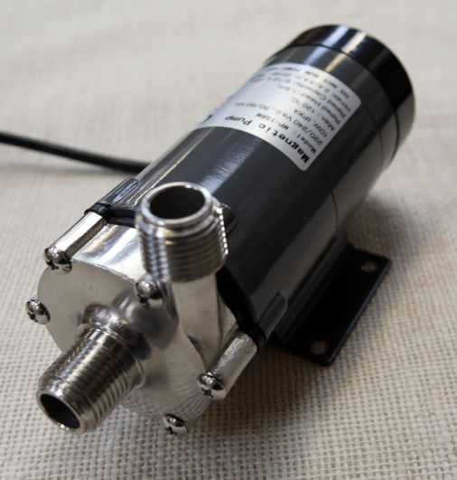 Magnetically Coupled Pump