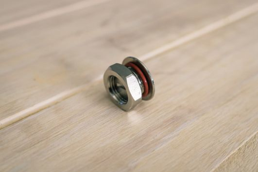Plug 17 mm Compression Fitting