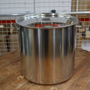 Stainless Steel Brew Pots