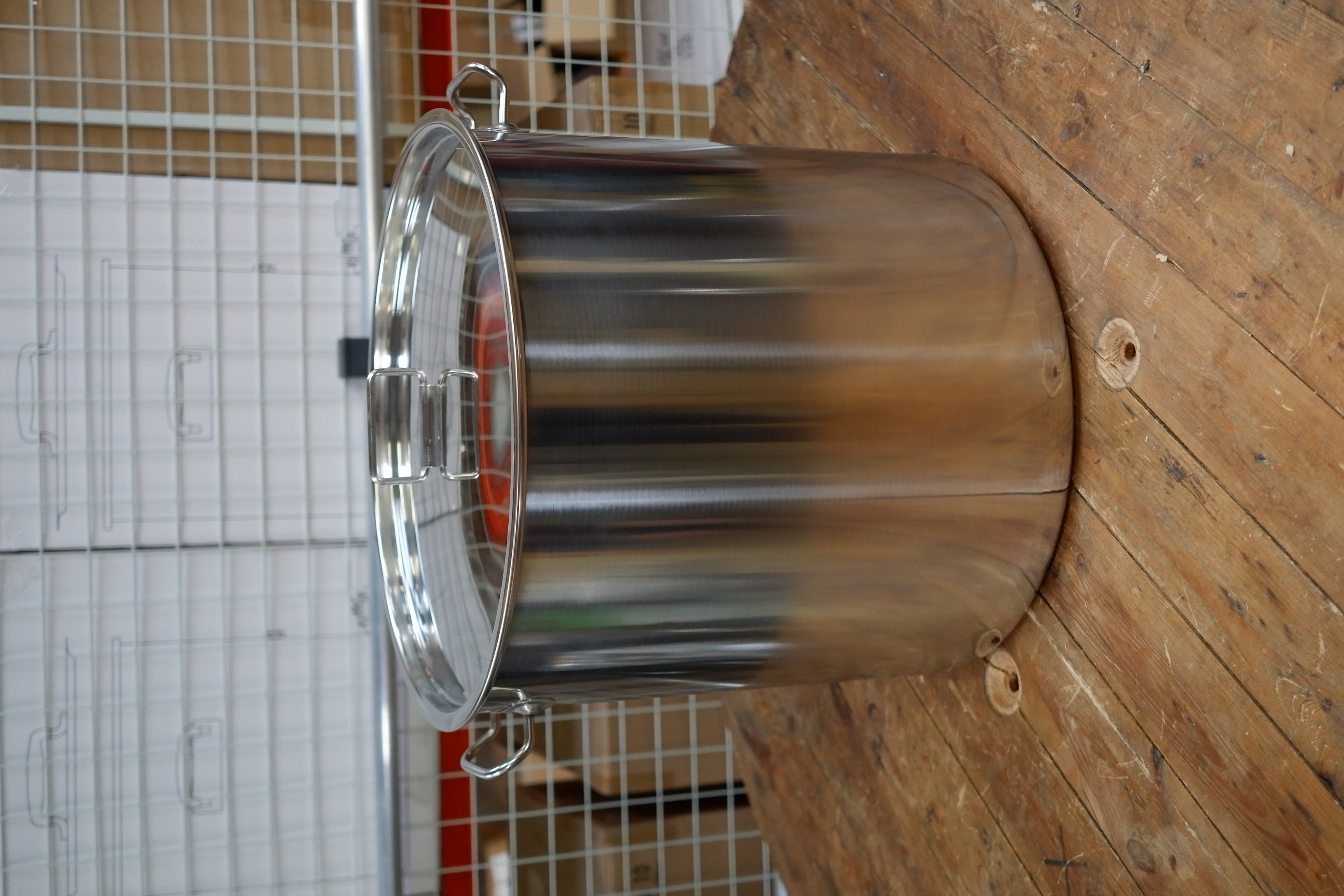 70 litre Stainless Steel Pot
