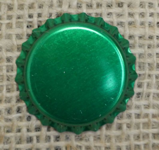 Crown Caps GREEN
