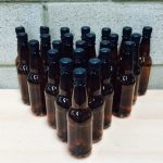 Coopers Amber PET bottles