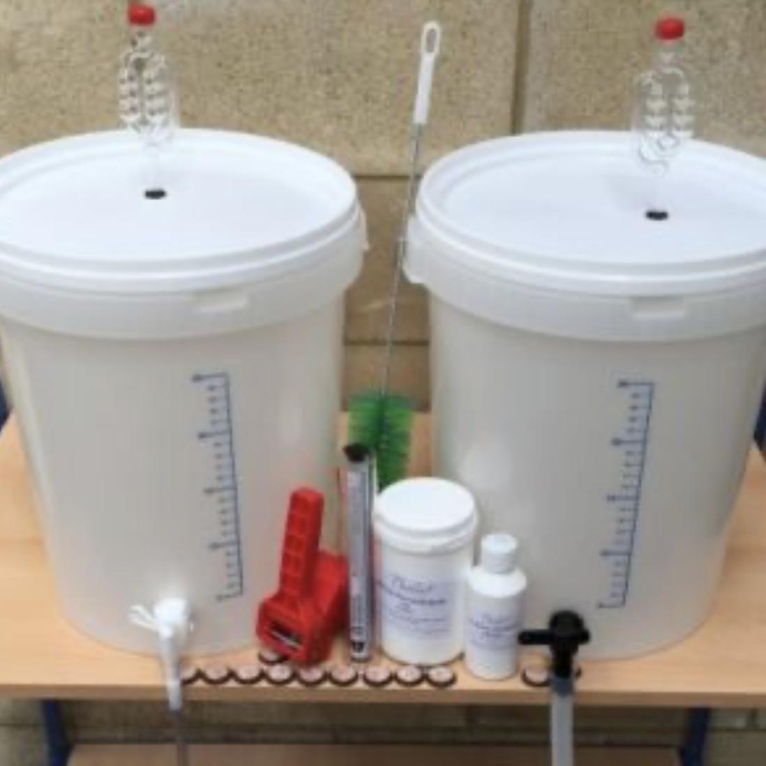 Fermentation and Bottling Starter Kit