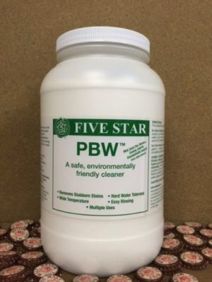 Five Star PBW Cleaner 3.6kg (8lb)