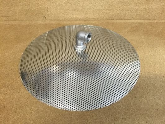 20cm Stainless False bottom
