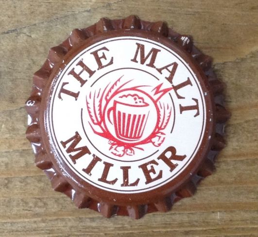 Crown Caps The Malt Miller
