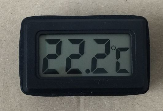 Digital Temperature Gauge for Chronical Fermenters