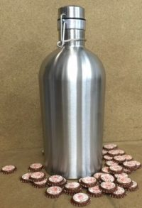 Growler 2l Vacuum insulated