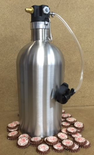 Growler Dispense unit
