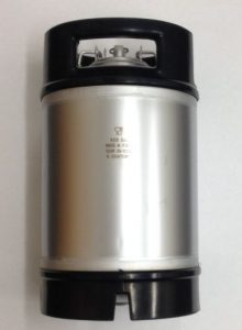 NEW AEB 9 Litre Stainless Keg (SMALL KEG)