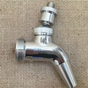 Intertap Forward Sealing Stainless Steel Tap