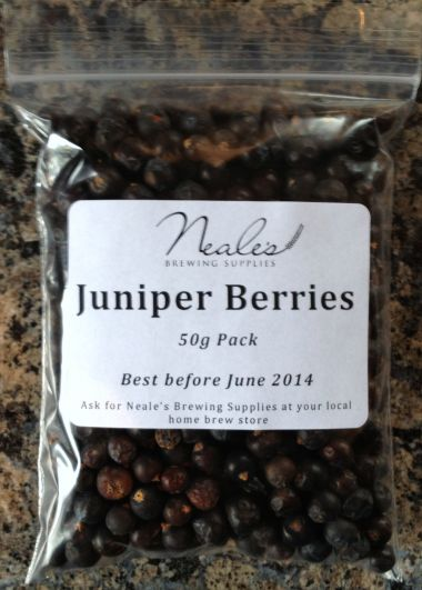 Juniper Berries 50g