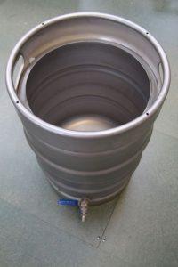58 Litre Stainless Steel Keggle