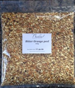 Bitter Orange Peel 500g