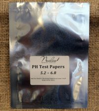 PH Test Papers 5.2-6.8 x 20
