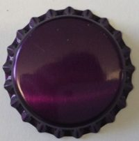 Crown Caps Purple