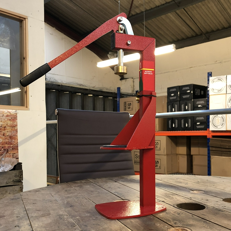 Brewing Equipment Bottling Revoloution 29mm And 26mm Capper