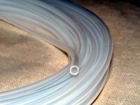 Platinum cured silicone tube 6.5mm ID