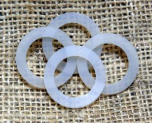 Silicone Washer 1/2 inch BSP