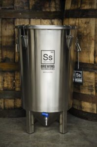 SS Brewtech Brew Bucket Fermenter