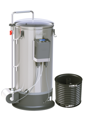 The Grainfather All in One Brewing