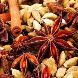 Flavourings, Herbs & Spices