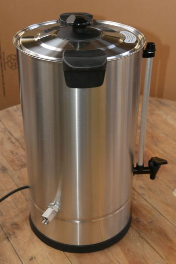 Brewing Equipment The Grainfather Modified Grainfather
