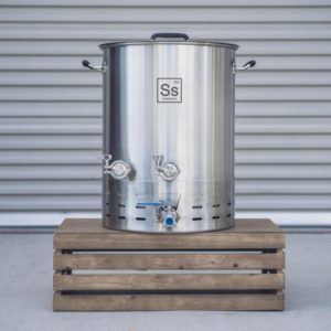 Ss Brew Kettle Brewmaster Edition