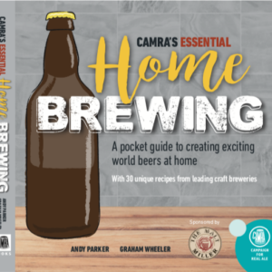CAMRA's Essential Home Brewing All Grain Recipes