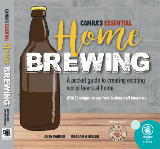CAMRA's Essential Home Brewing Book