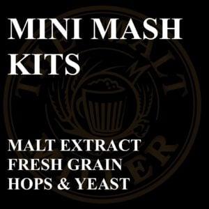 Mini Mash Extract & Grain Kits