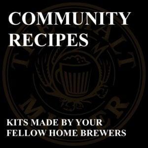 Community Recipes