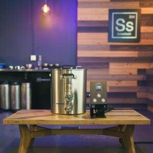 Ss brewtech eBrewing