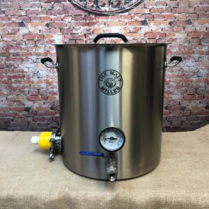Electric Brewing Vessels