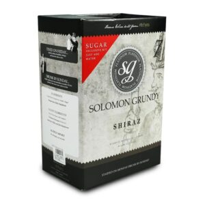 Solomon Grundy Wine Kits
