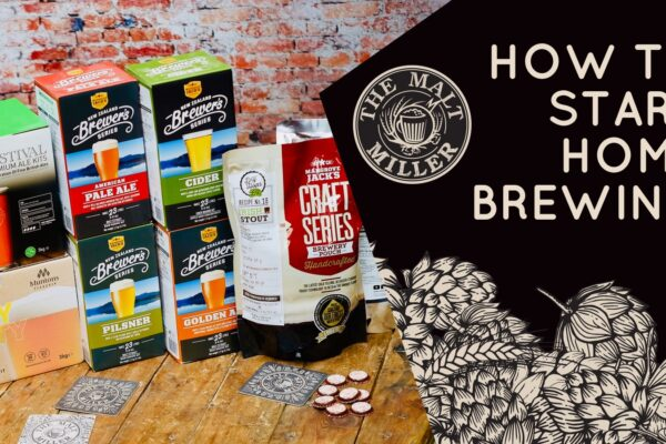 How to start home brewing home image